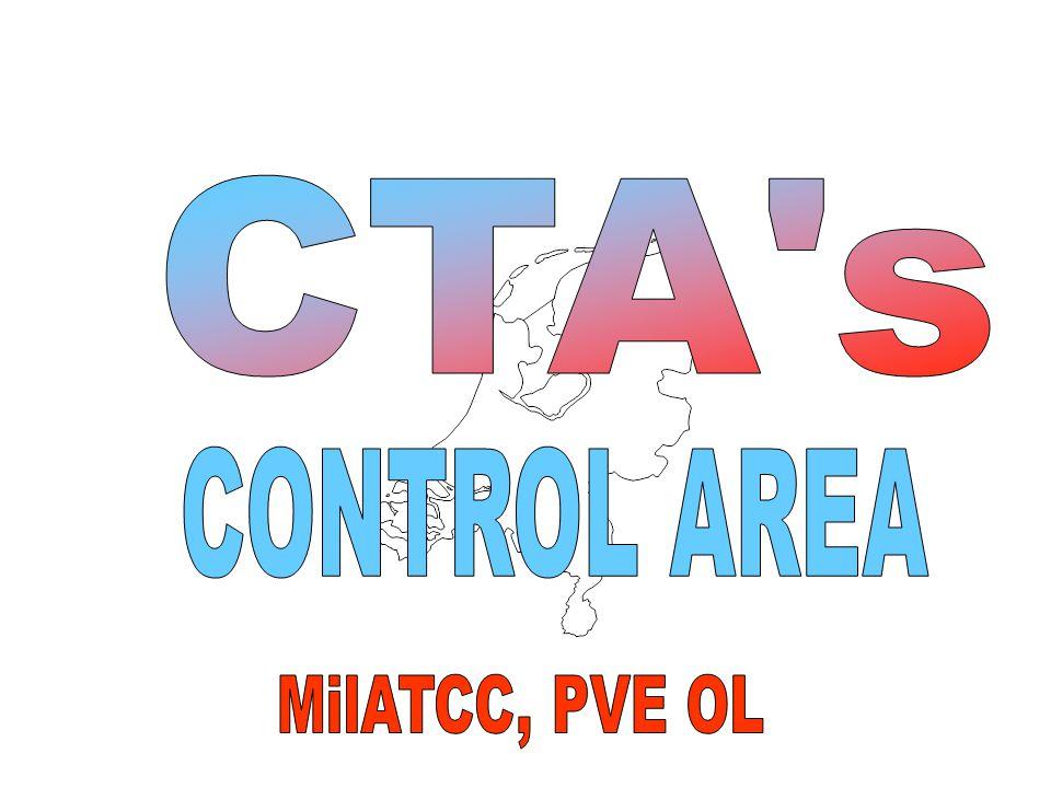CTA s CONTROL AREA MilATCC, PVE OL