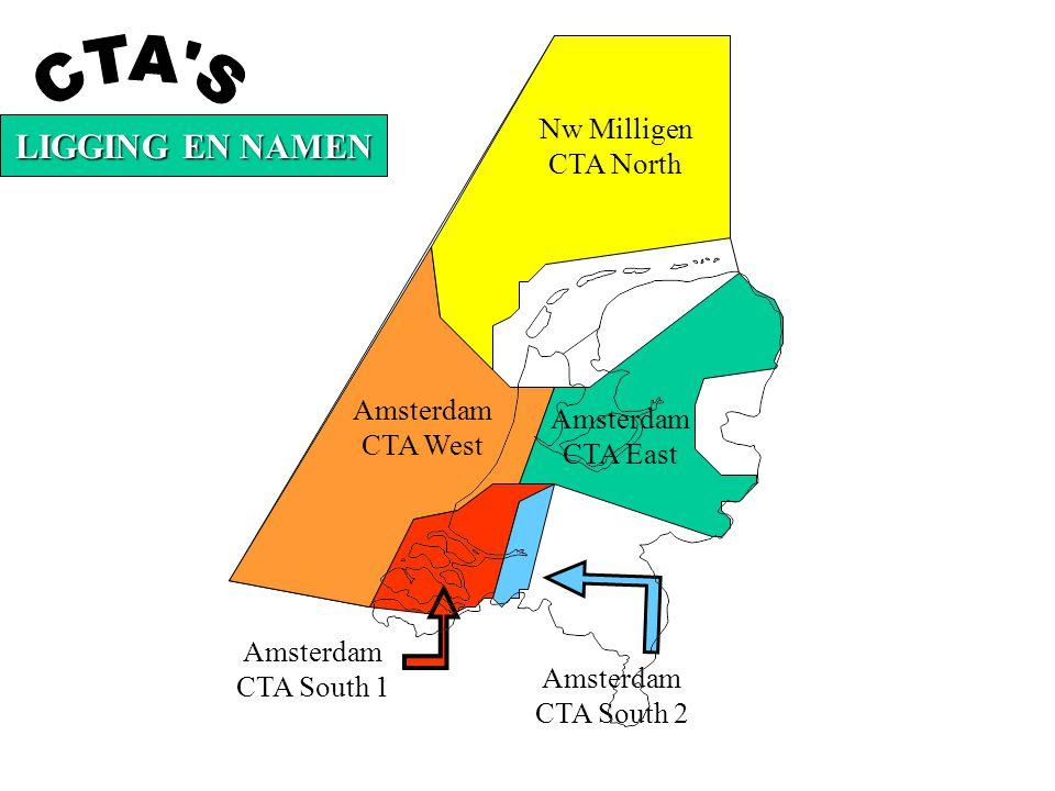CTA S LIGGING EN NAMEN Nw Milligen CTA North Amsterdam Amsterdam