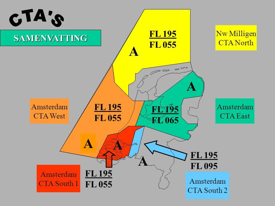 CTA S A A A A A FL 195 SAMENVATTING FL 055 FL 195 FL 195 FL 055 FL 065