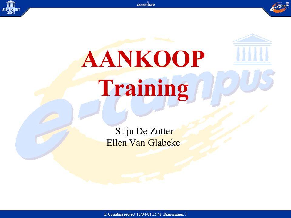 AANKOOP Training Stijn De Zutter Ellen Van Glabeke