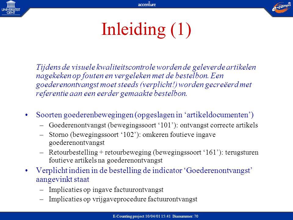Inleiding (1)