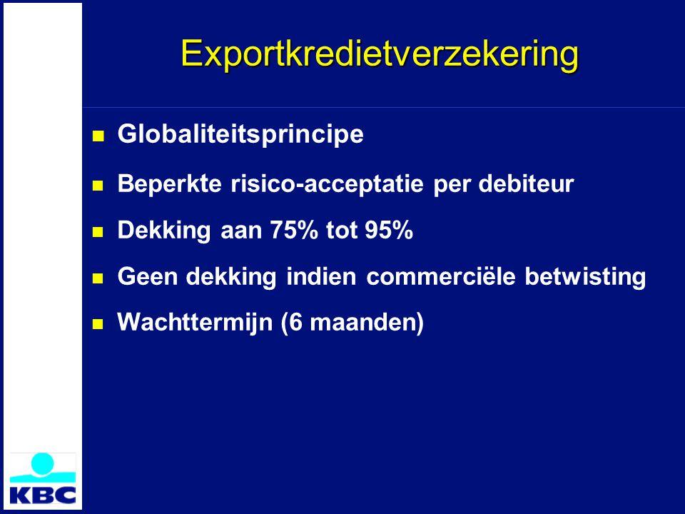 Exportkredietverzekering