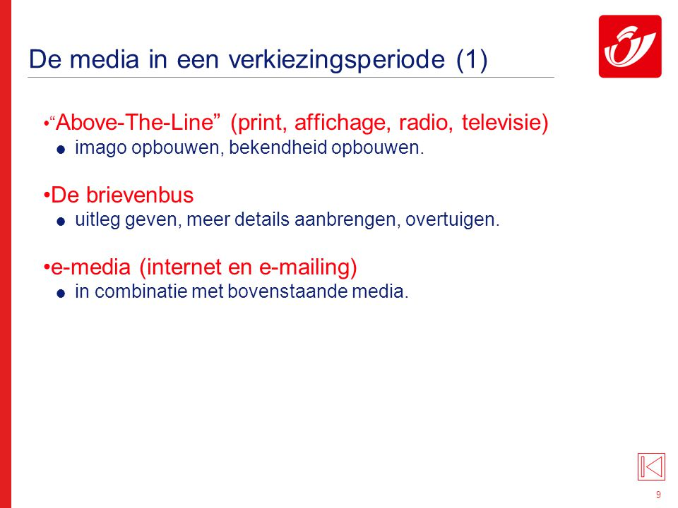 De media in een verkiezingsperiode (2): Internet