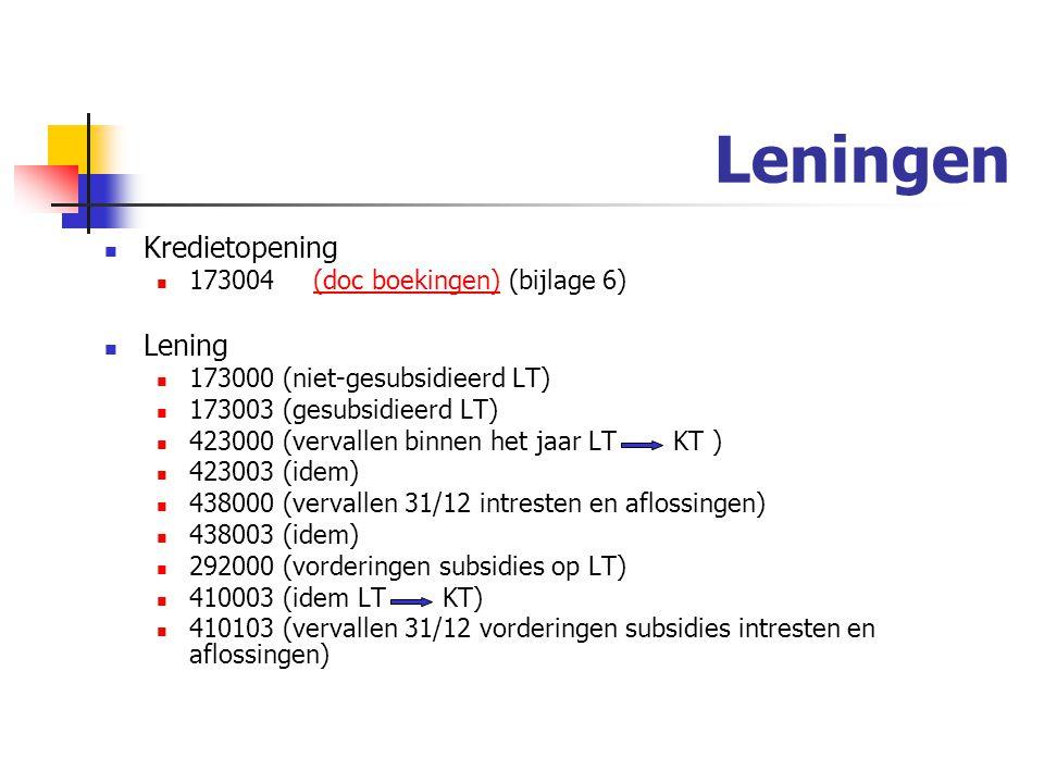 Leningen Kredietopening Lening 173004 (doc boekingen) (bijlage 6)