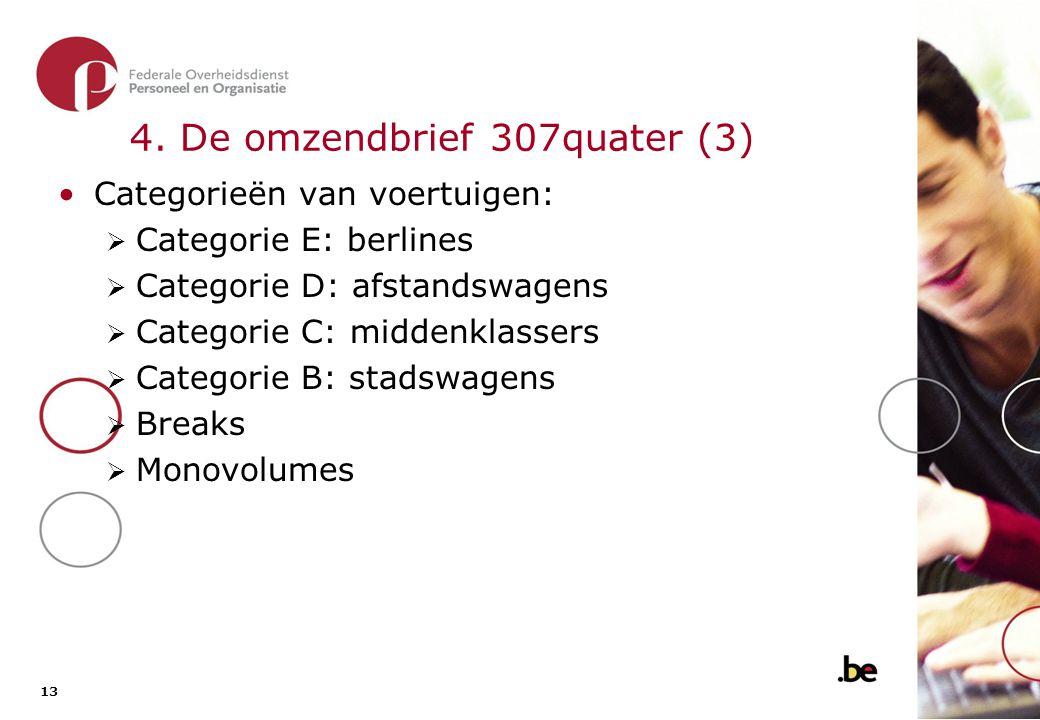 4. De omzendbrief 307quater (4)