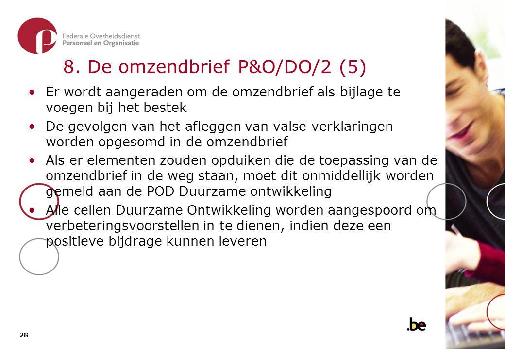 9. De methodologische gids voor de aankoop van informatica-, fax- en kopieermateriaal
