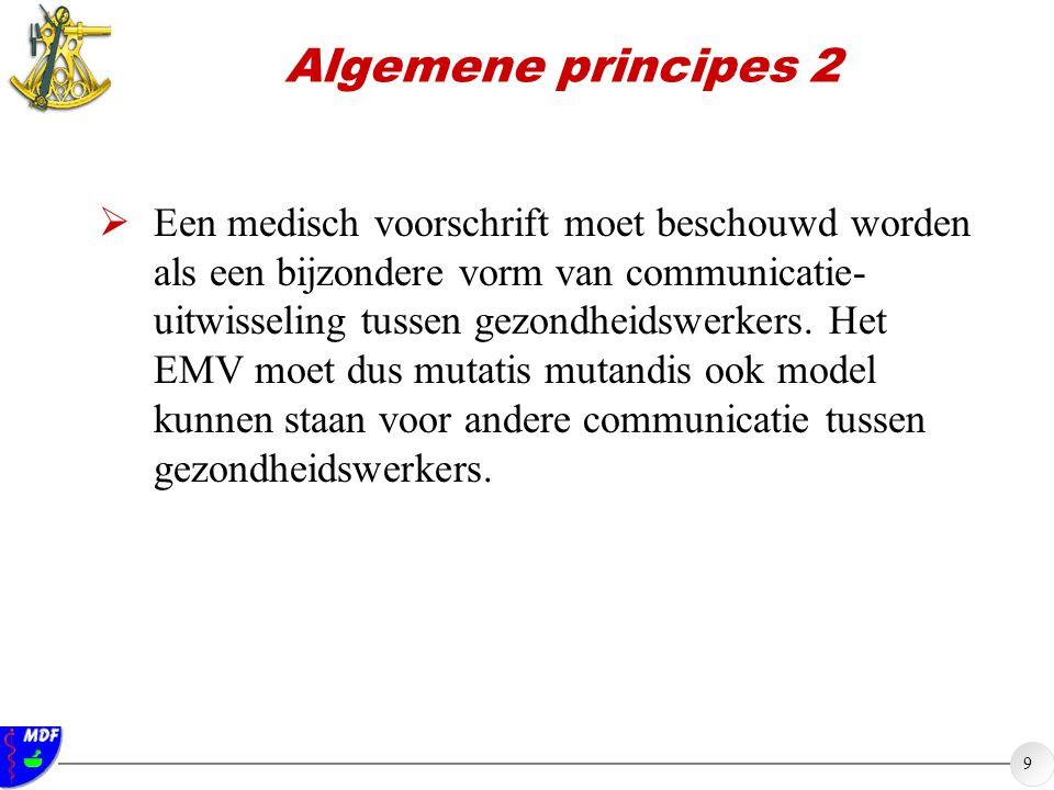 Algemene principes 2