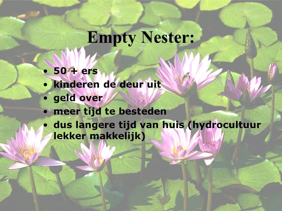 Empty Nester: 50 + ers kinderen de deur uit geld over