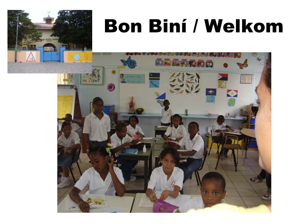 Bon Biní / Welkom
