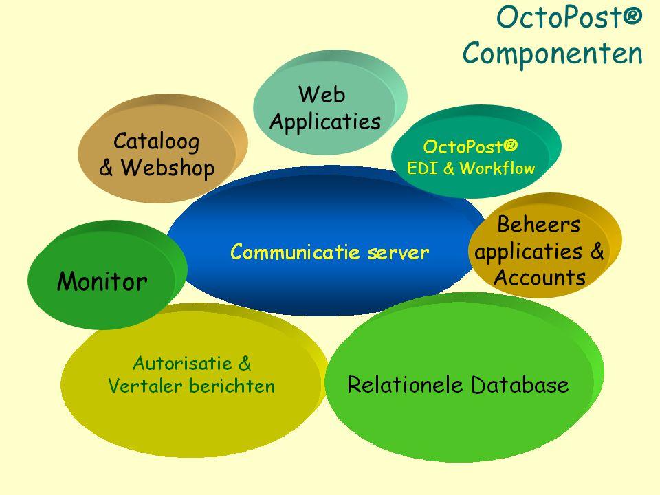 OctoPost® Componenten