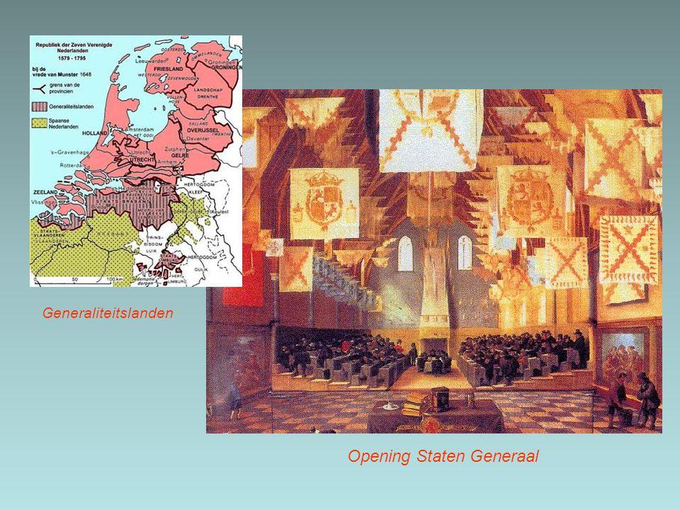 Opening Staten Generaal