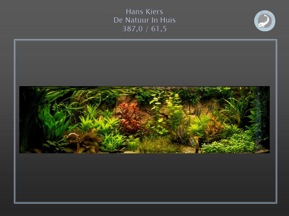 Hans Kiers De Natuur In Huis 387,0 / 61,5