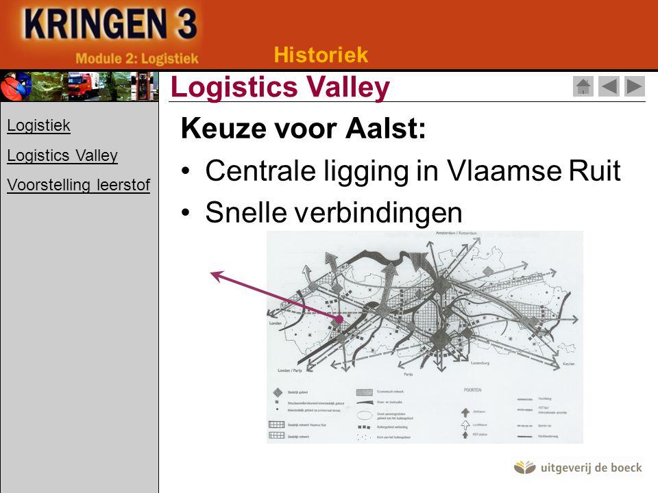 Centrale ligging in Vlaamse Ruit Snelle verbindingen
