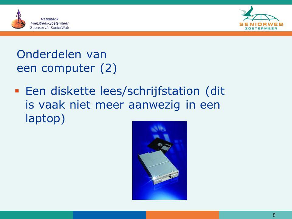 Onderdelen van een computer (2)