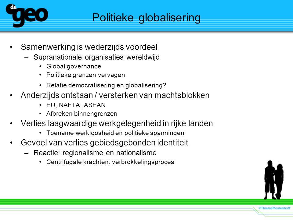 Politieke globalisering
