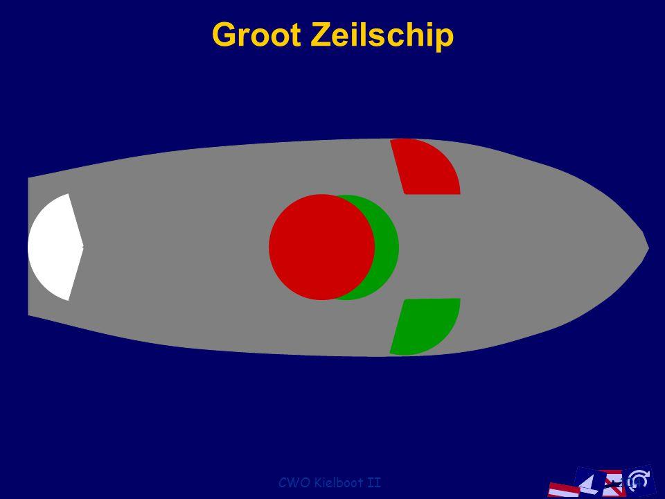 Groot Zeilschip CWO Kielboot II