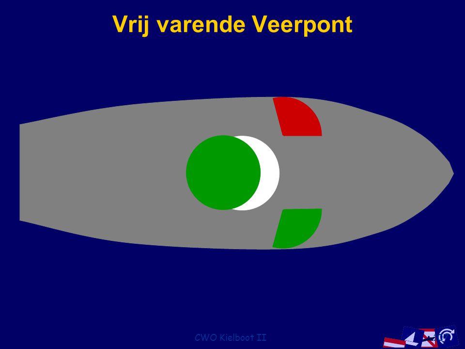 Vrij varende Veerpont CWO Kielboot II
