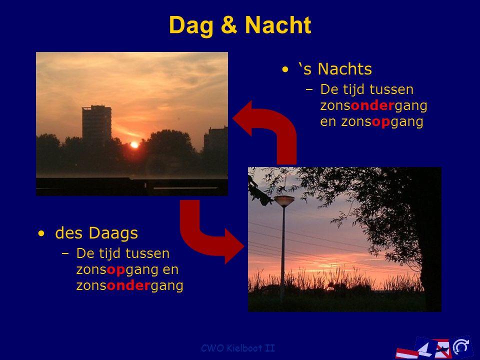 Dag & Nacht 's Nachts des Daags