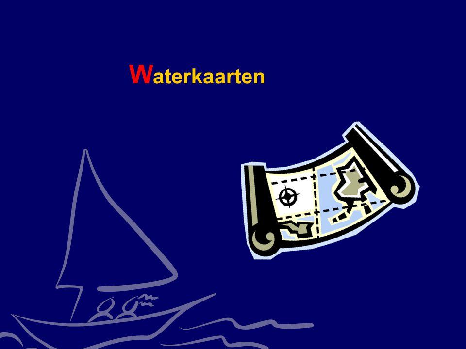 Waterkaarten CWO Kielboot II CWO Kielboot II - © Ivo van der Lans
