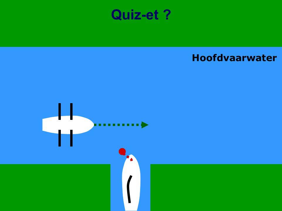 Quiz-et Hoofdvaarwater CWO Kielboot II