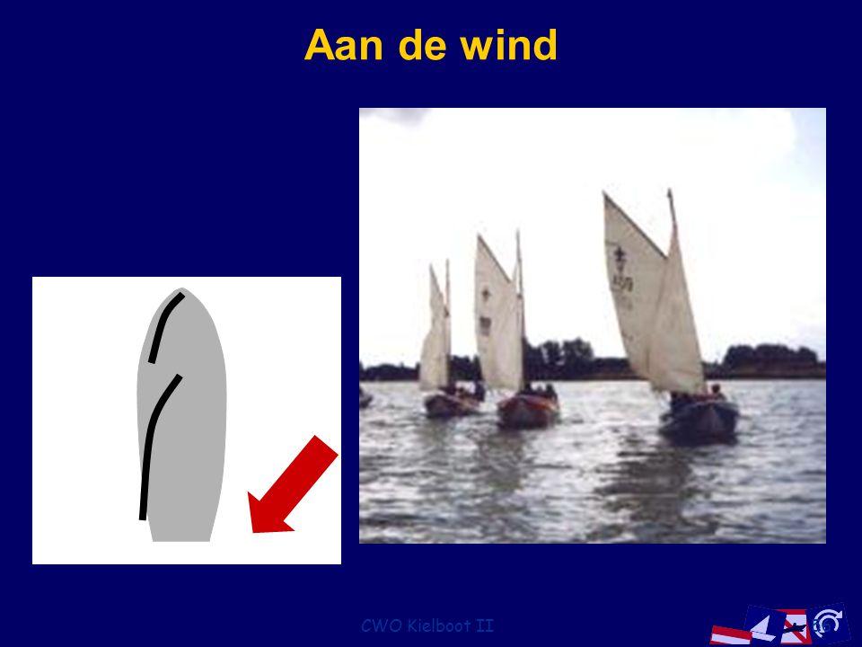 Aan de wind CWO Kielboot II