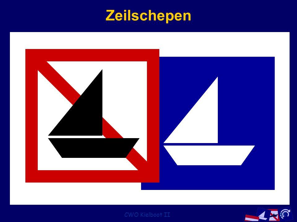 Zeilschepen CWO Kielboot II