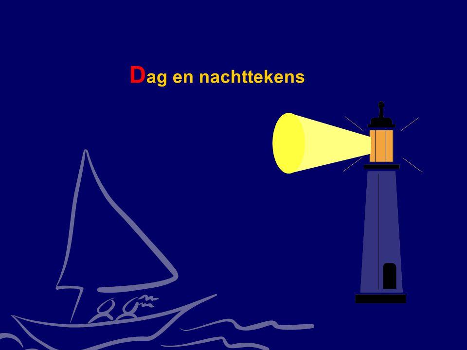Dag en nachttekens CWO Kielboot II