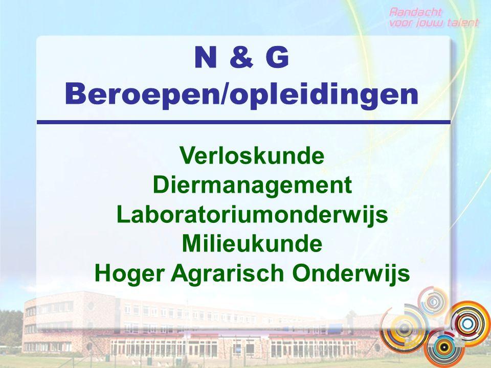 Laboratoriumonderwijs Hoger Agrarisch Onderwijs