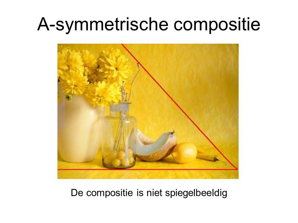 A-symmetrische compositie