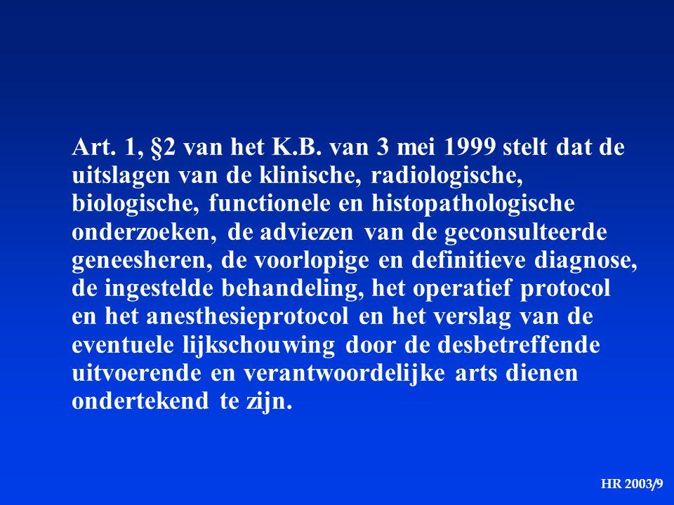 Art. 1, §2 van het K.B.