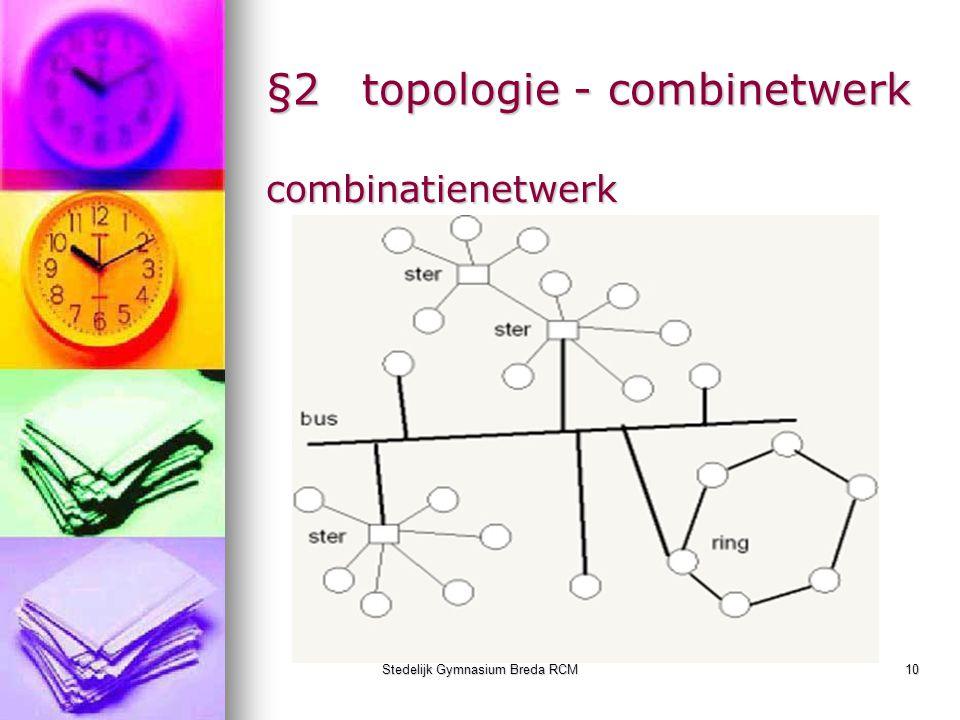 §2 topologie - combinetwerk