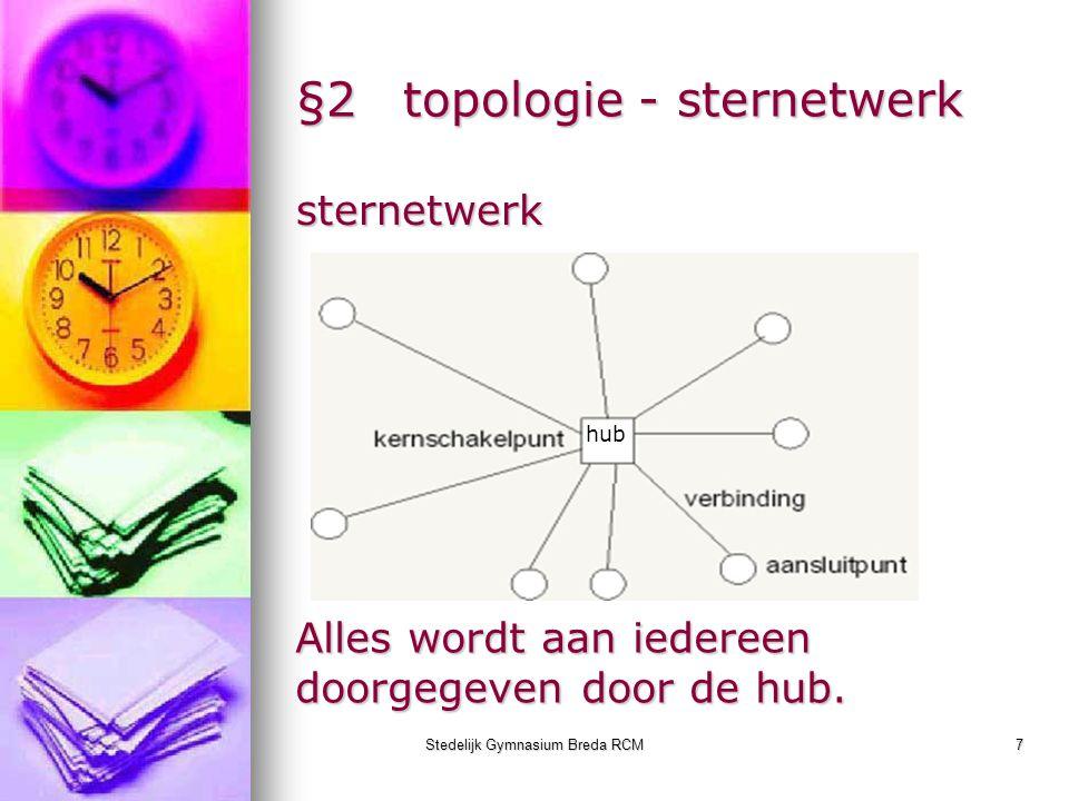 §2 topologie - sternetwerk