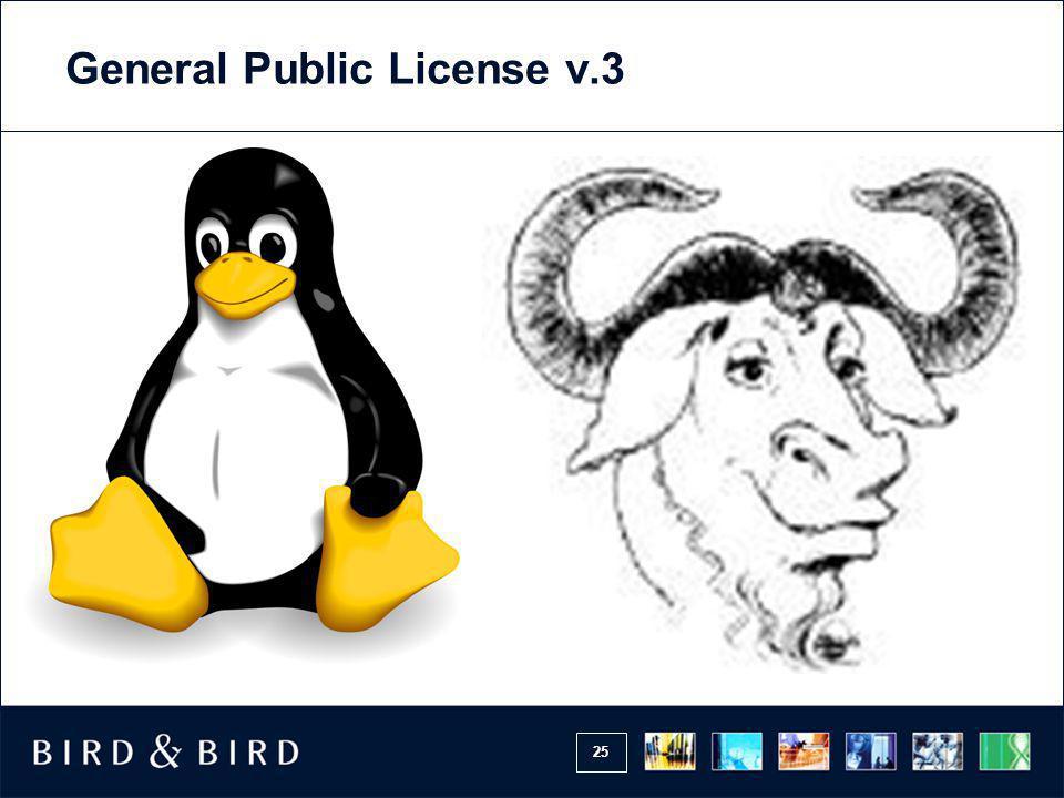 General Public License v.3