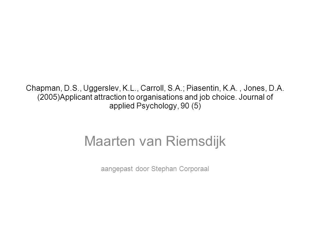 Maarten van Riemsdijk aangepast door Stephan Corporaal