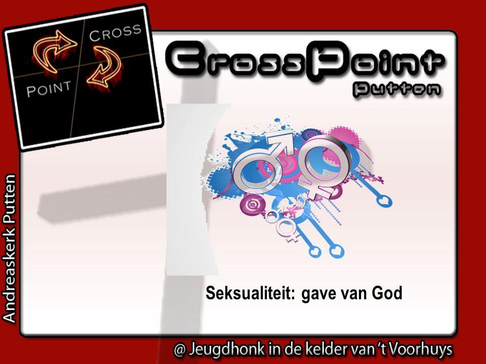 Seksualiteit: gave van God