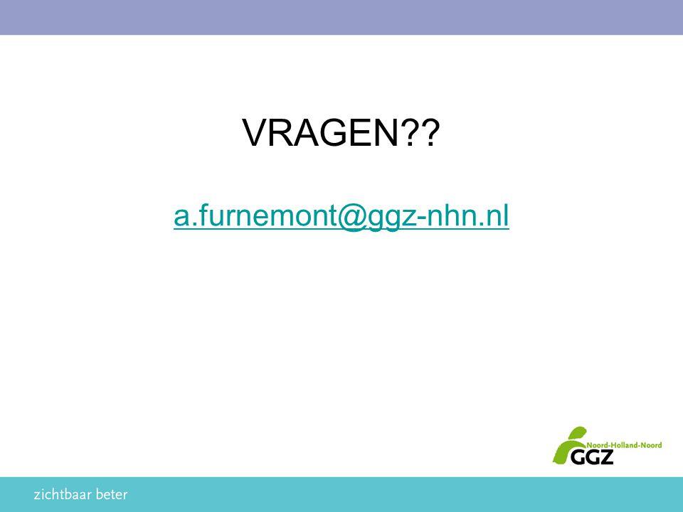 VRAGEN a.furnemont@ggz-nhn.nl