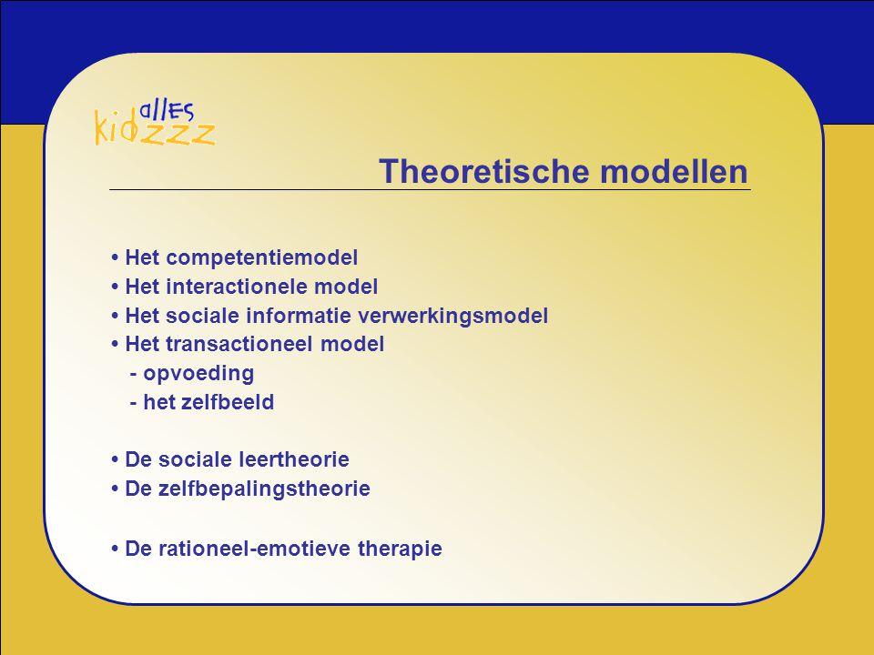 Theoretische modellen