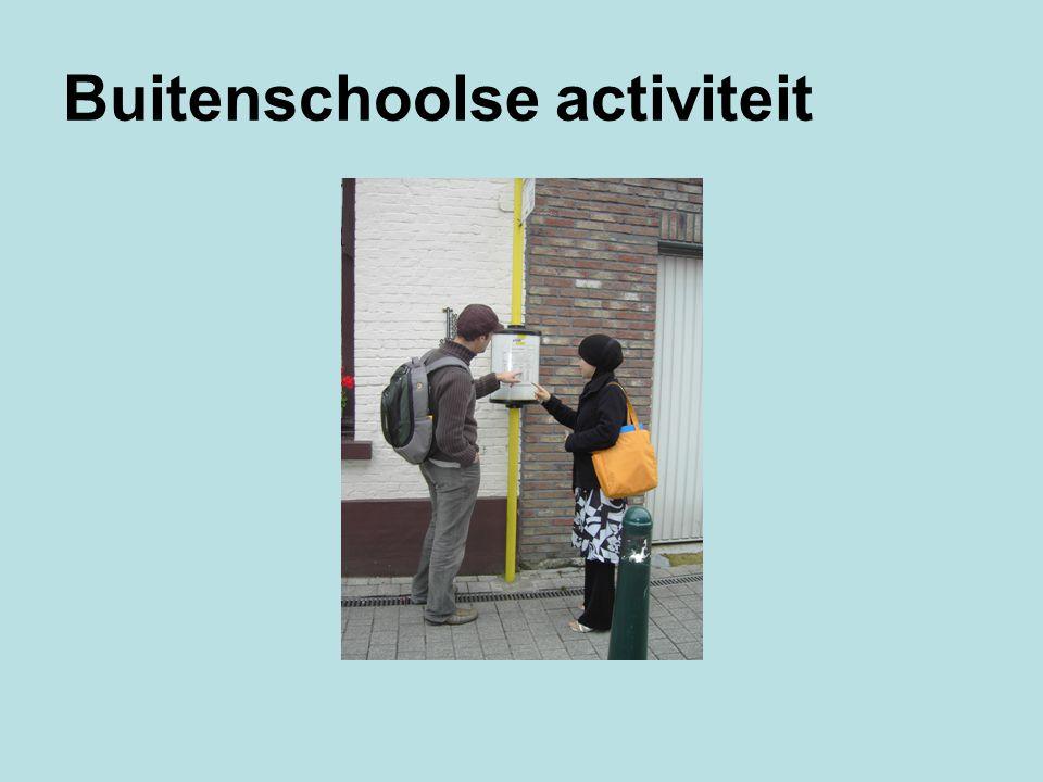 Buitenschoolse activiteit