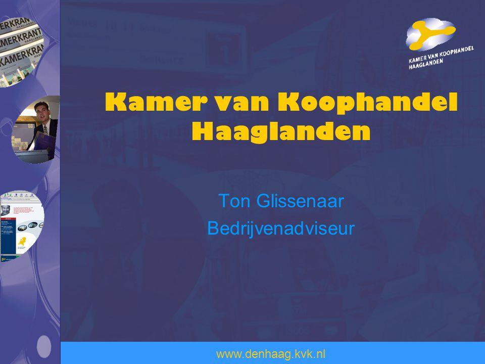 Kamer van Koophandel Haaglanden