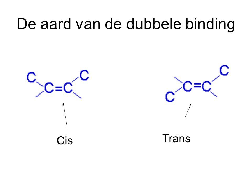 De aard van de dubbele binding