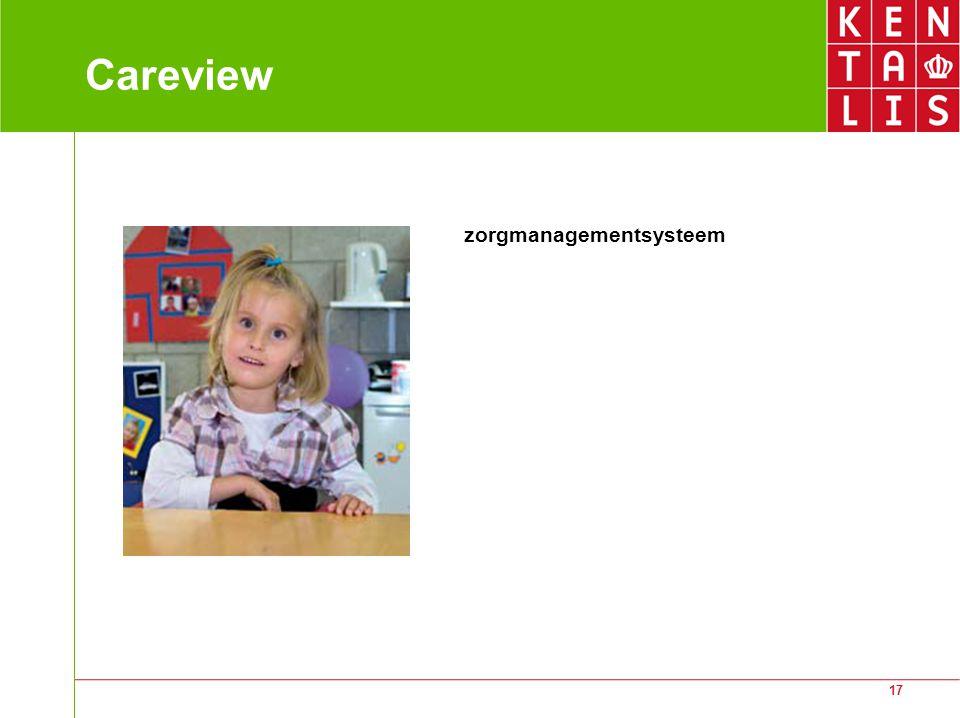 Careview zorgmanagementsysteem