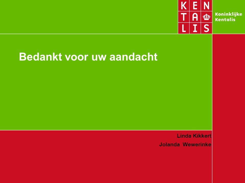 Linda Kikkert Jolanda Wewerinke