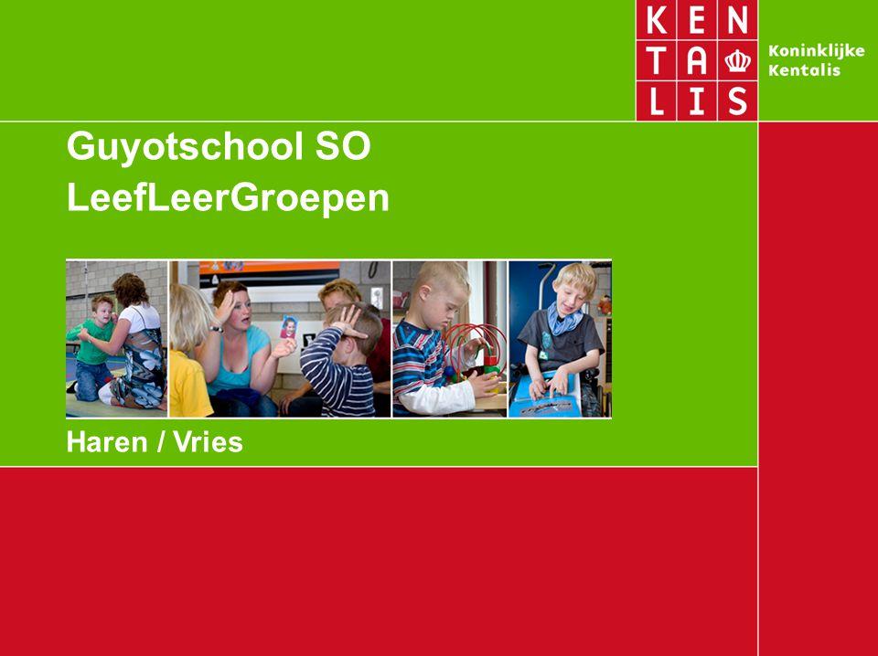Guyotschool SO LeefLeerGroepen