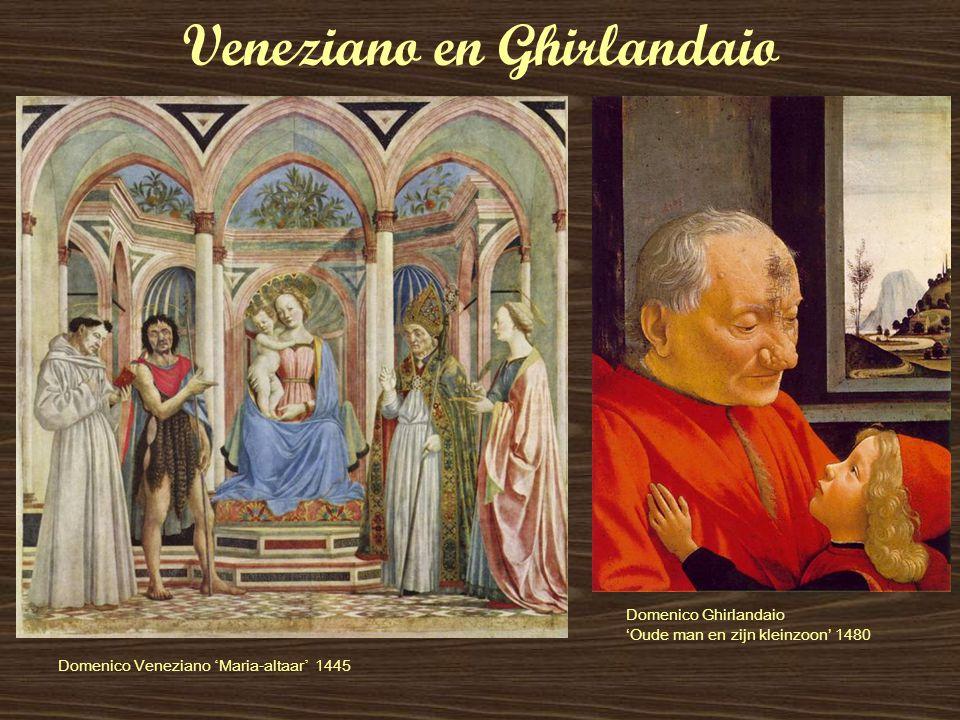 Veneziano en Ghirlandaio