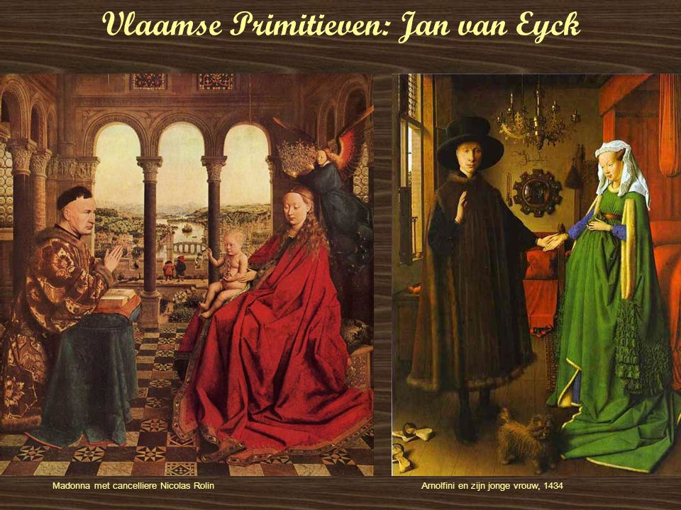 Vlaamse Primitieven: Jan van Eyck