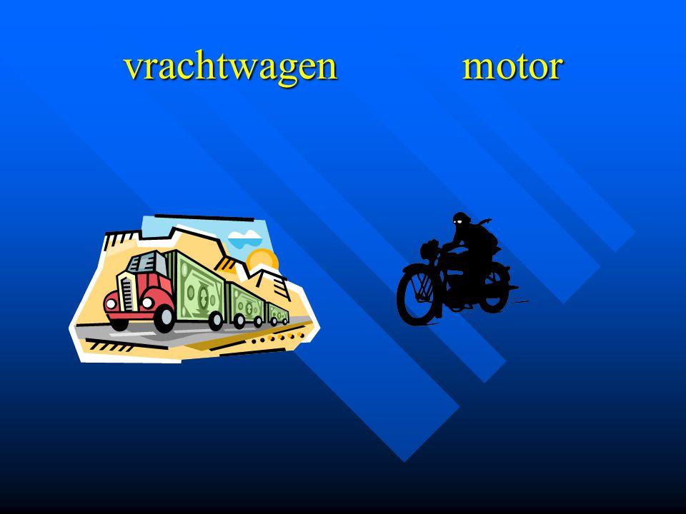 vrachtwagen motor