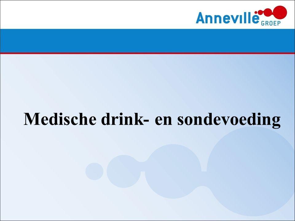 Medische drink- en sondevoeding