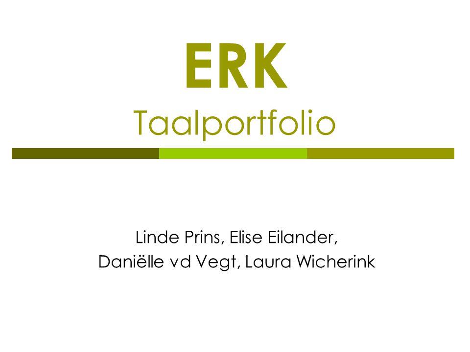 Linde Prins, Elise Eilander, Daniëlle vd Vegt, Laura Wicherink