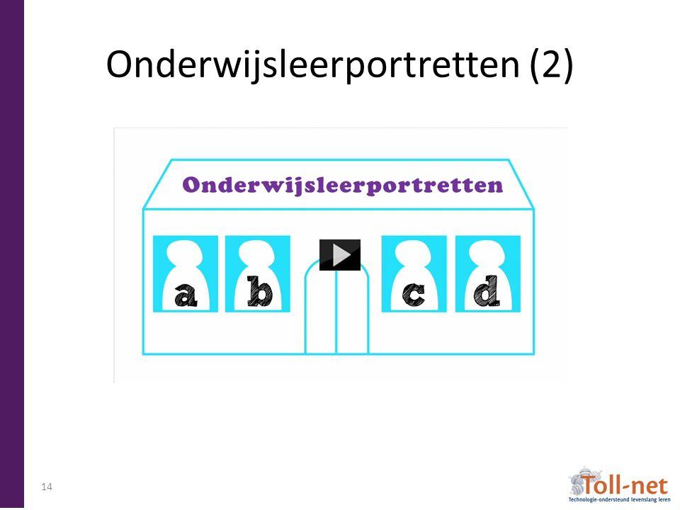 Onderwijsleerportretten (2)