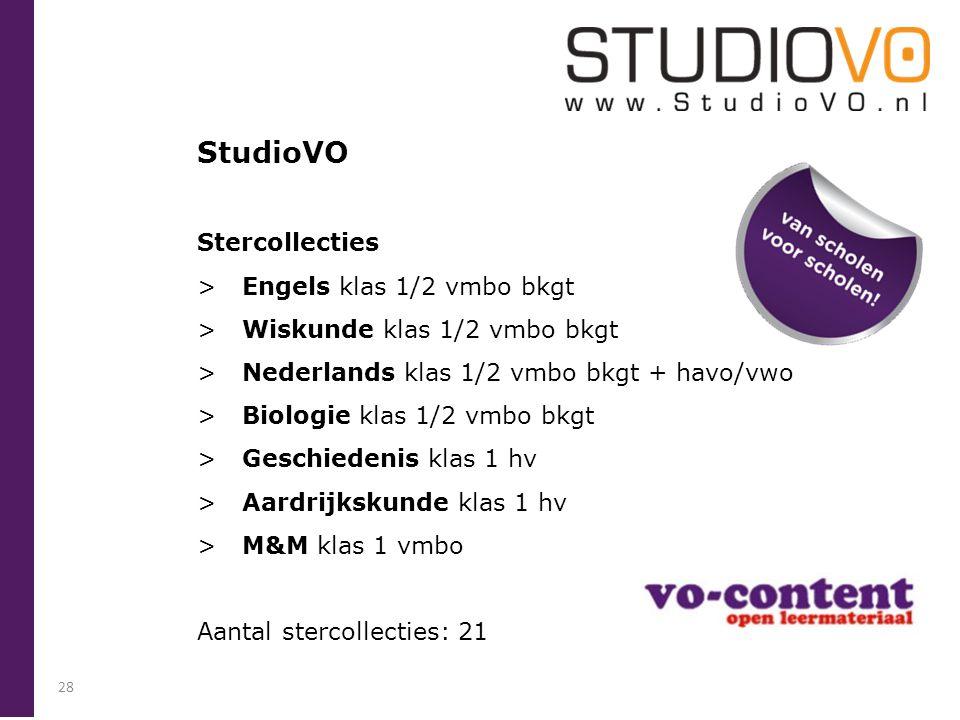 StudioVO Stercollecties > Engels klas 1/2 vmbo bkgt